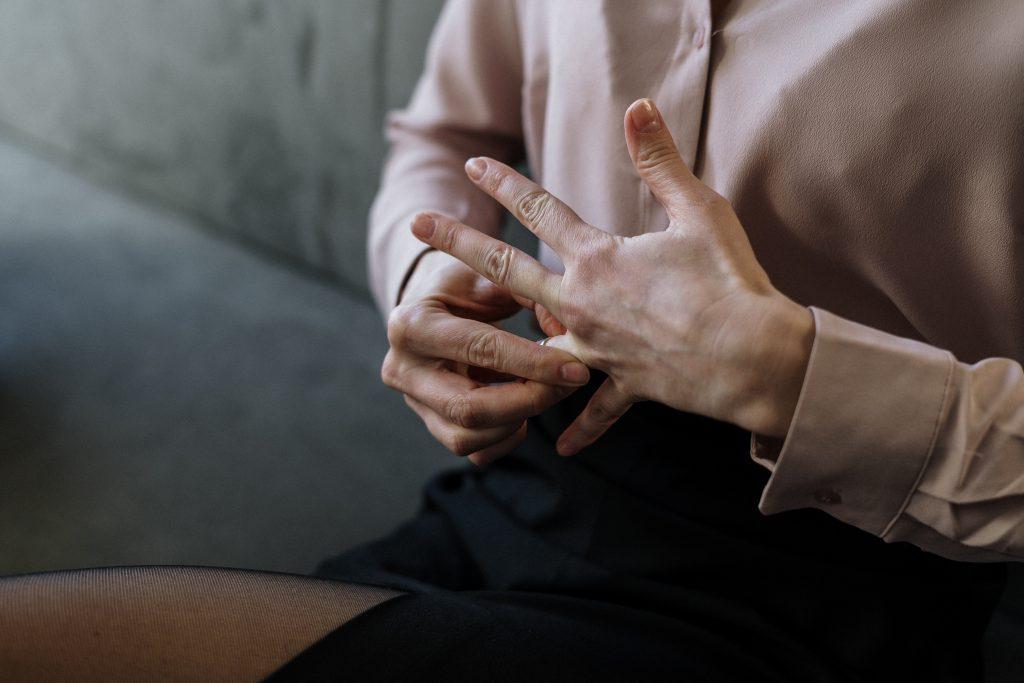 hulp van een relatietherapeut